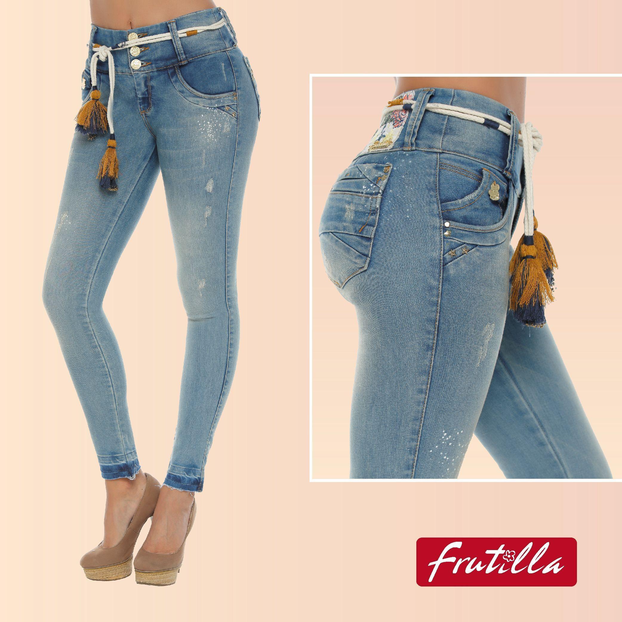 Pin En Frutilla Jeans
