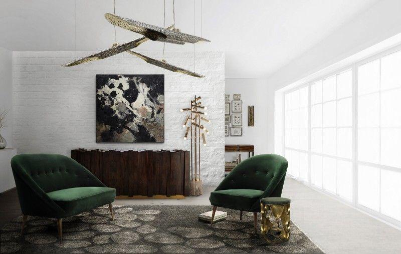 Modernes Design für perfekte Sommer Wohnzimmer Pinterest Modern