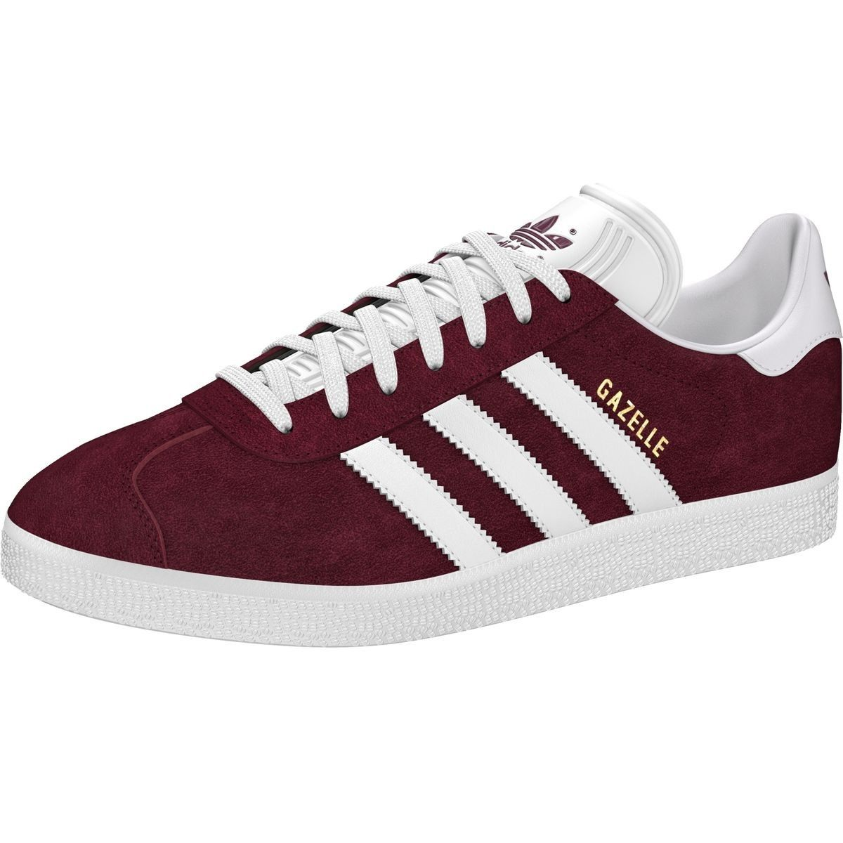 Chaussures Adidas Gazelle Bordeaux Bb5255 Taille : 44