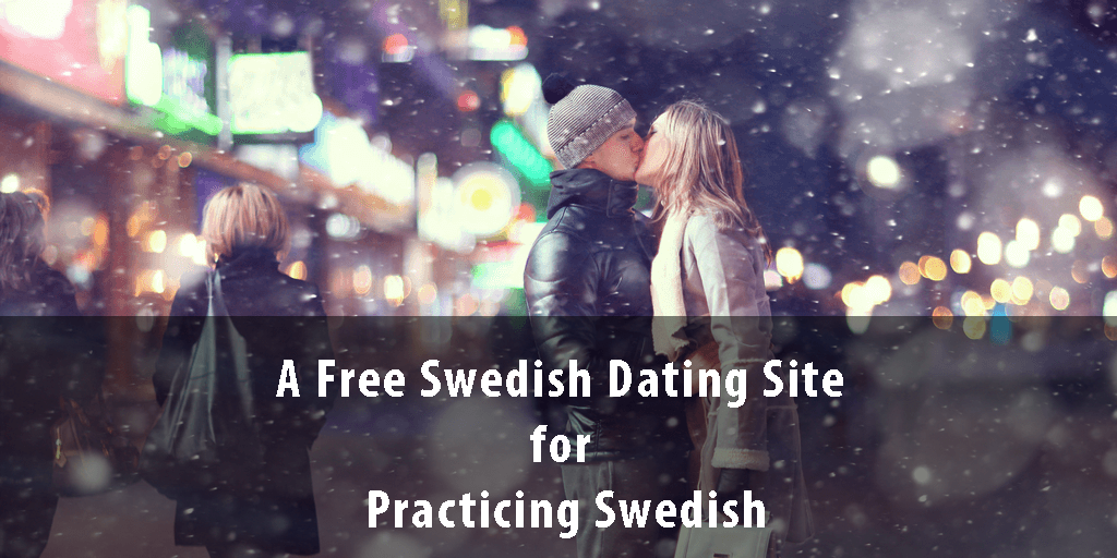 dating site for swedes