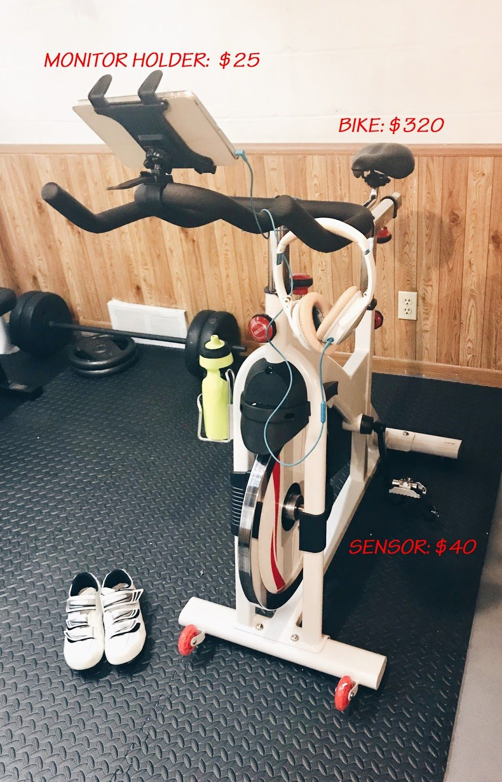 How To Peloton Bike For Less Or How To Make Your Own At Home