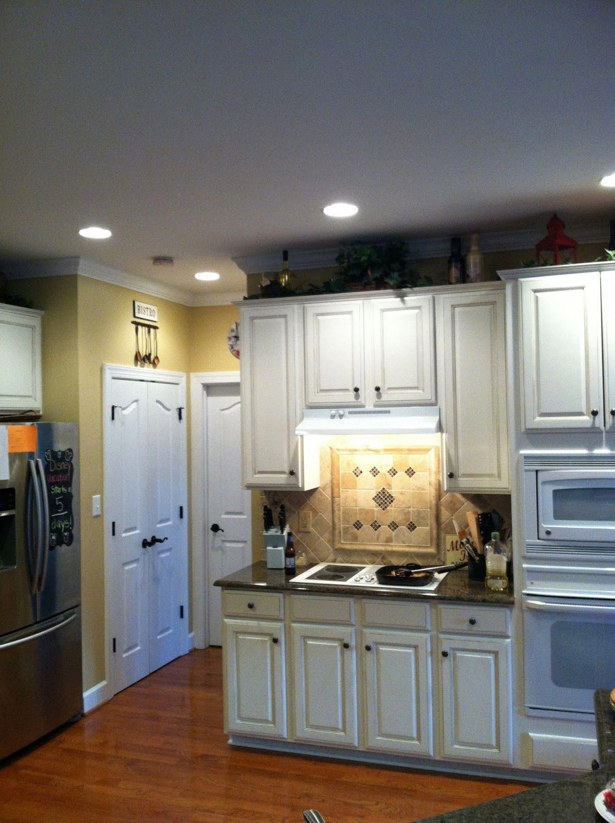 Painting Kitchen Cabinets A Master Electrician Gives Easy Methods To Color Kitchen Cup Kitchen Cabinets Makeover Custom Kitchen Cabinets Modern Kitchen Design