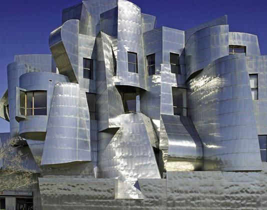 Frank gehry  Guggenheim Bilbao  Spain