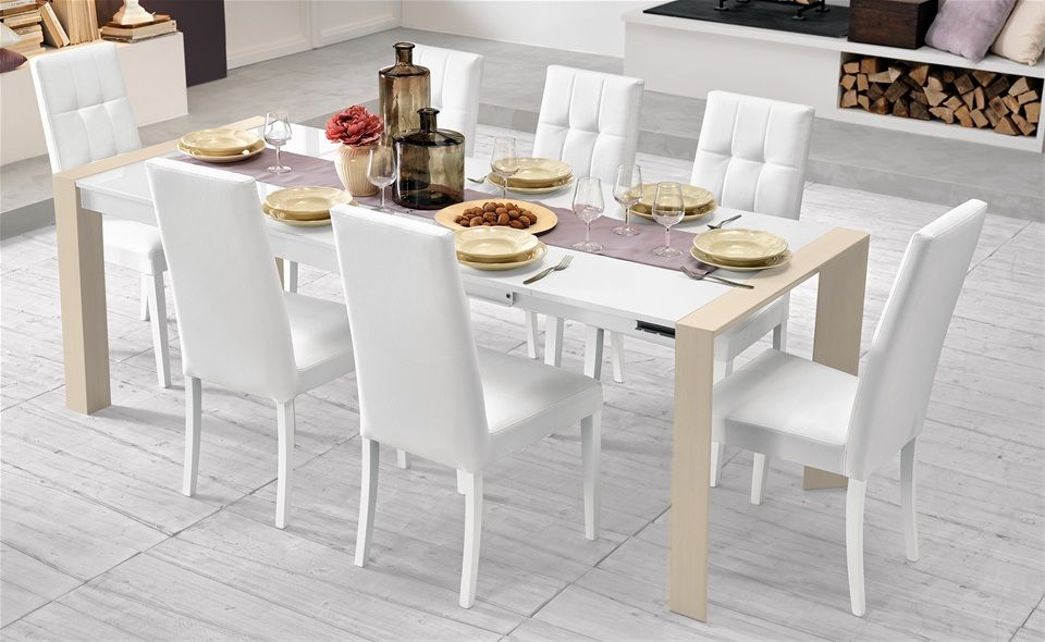 Tavolo e sedia Wood - Mondo Convenienza | Soggiorno nel 2019 ...