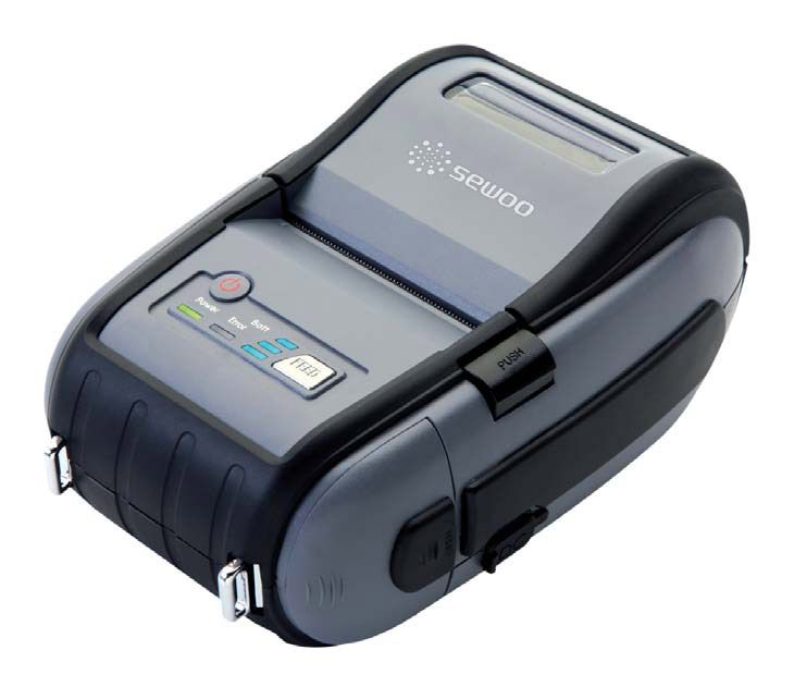 Sewoo LK-P11 2 receipt printer with serial, USB, BT, mag strip Sewoo LK-P11 2 rugged receipt/label printer with serial, USB, Bluetooth and magnetic stripe reader mobile POS printer [LK-P11BTM] - £228.00 : Smart Mobile payment, POS devices and solutions for smartphones and PDAs