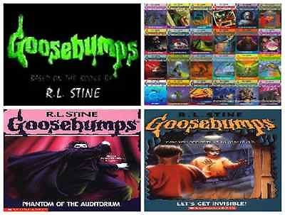 Mobilism ~ 62 goosebumps pdf and epub ebooks ebook collection pinterest