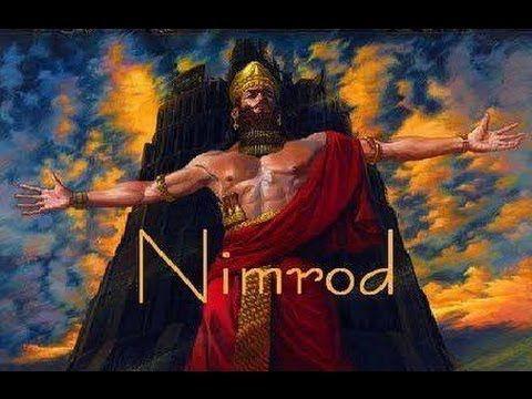 NINRODE o REI da BABILÔNIA, OS DEUSES SUMÉRIOS da HISTÓRIA HUMANA