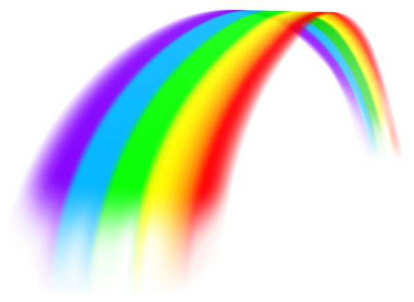 Rainbow Large Transparent PNG Clipart | rainbows ...