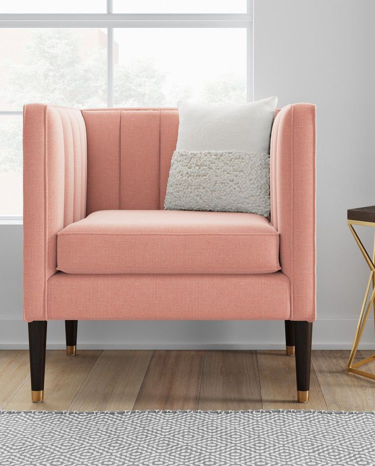 12 Accent Chairs That Will Give Your Living Room New Life Accent