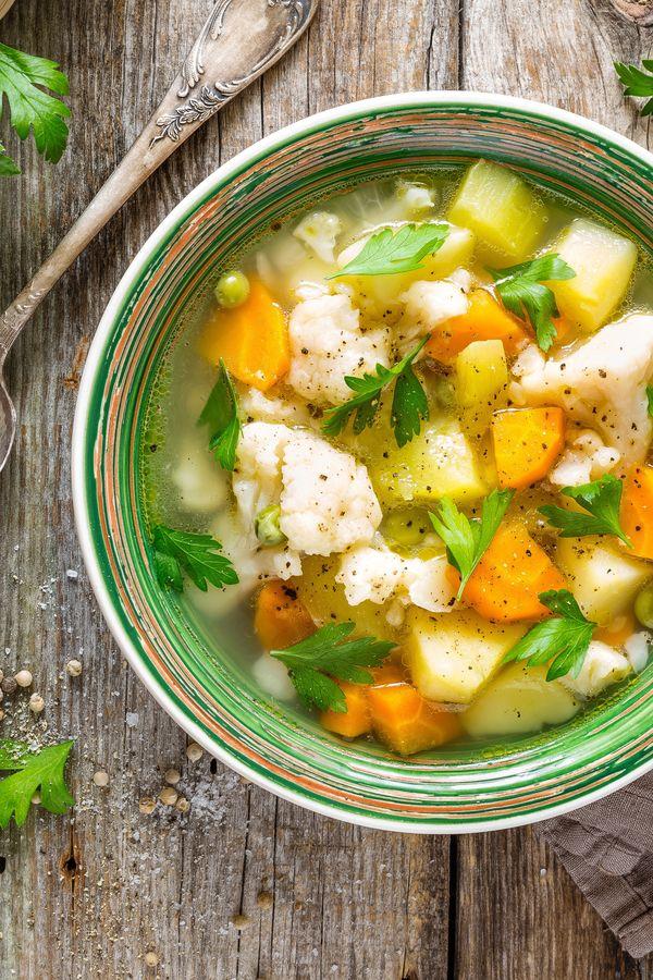 Kohlsuppe zum Abnehmen: Mit dieser Diät verlierst du 7 Kilo in einer Woche #nutritionhealthyeating