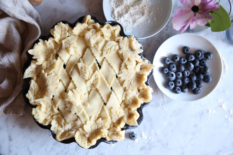 Buttermilk Pie Dough Judy Kim Buttermilk Pie Food Recipes Recipe Master