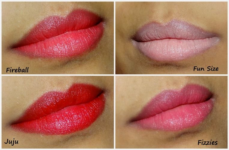 c93e23c776b NYX Butter Lipstick Review Swatches Fizzies