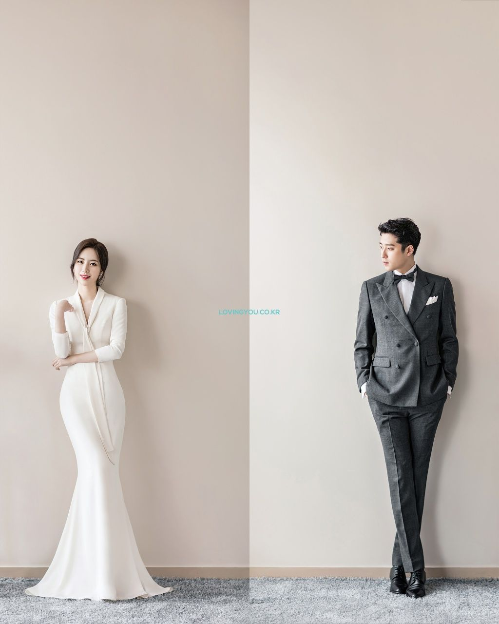 TIMETWO [AFTER MOMENT] - KOREA PRE WEDDING PHOTOSHOOT by LOVINGYOU