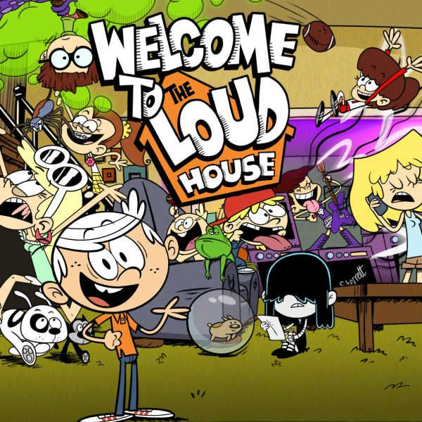 the loud house leni nackt