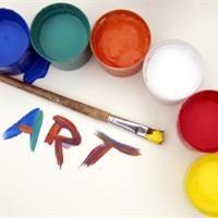 peinture comestible maison pour enfant comment faire loisirs cratifs - Comment Faire De La Peinture Maison