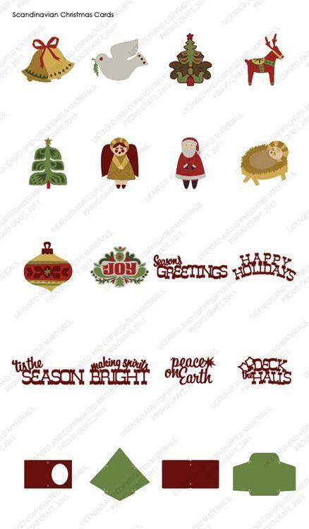 Scandinavian Christmas Cards Scandinavian Christmas Christmas Cards Christmas
