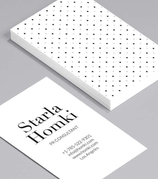 Designvorlagen Für Visitenkarten Durchstöbern Moo