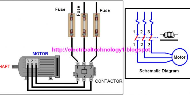 Water Heater Wiring Diagram Three Phase