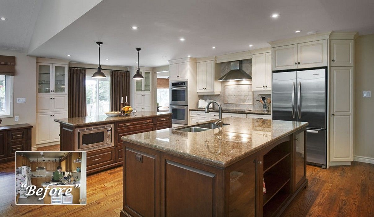 Home Kitchen Remodel Concept Kitchen Designs Photo Gallery  Kitchen Renovation Ideas Photo .