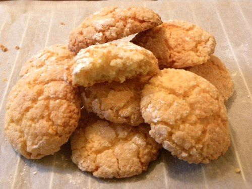 Moroccan Ghoriba with Cocnut:     Ghoribas with Coconut are delicious Moroccan macaroons with a crisp crust. This traditional recipe uses semolina flour, which perfectly complements the flavor and texture of coconut.    READ MORE