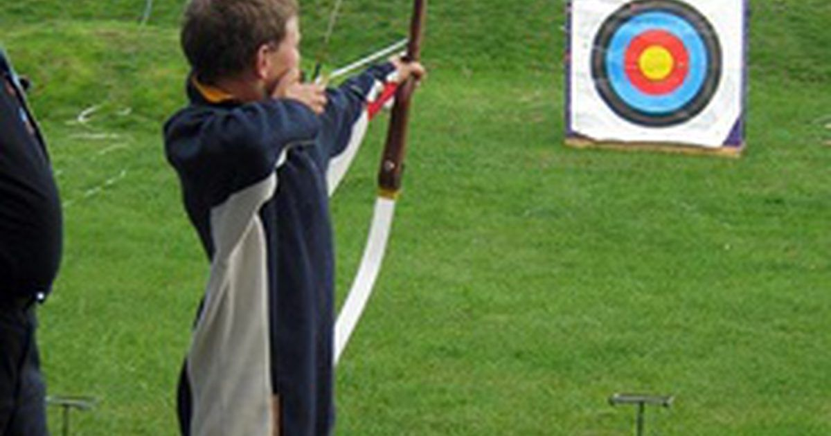 """Just about every culture worldwide created a type of archery to aid in survival. These days, however, archery is considered a recreational and competitive sport, notes Douglas Engh in """"Archery Fundamentals."""" The National Archery Association, the governing body for Olympic archery in the United States, set rules for the equipment used...."""
