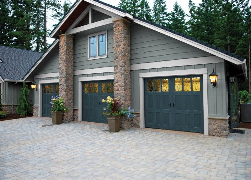 PPG Paints Polaris-siding Moonlit Snow-trim Azalea Leaf-Garage doors & PPG Paints Polaris-siding Moonlit Snow-trim Azalea Leaf-Garage ... Pezcame.Com