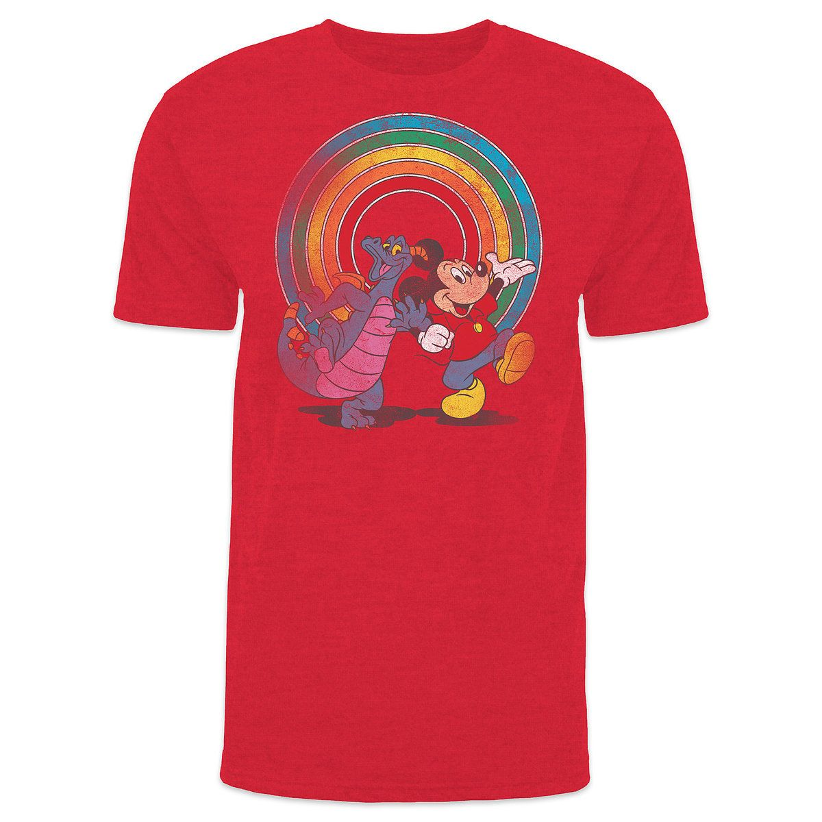 Product Image Of Mickey Mouse And Figment Yesterears T Shirt For Adults Epcot Limited Release Adulting Shirts Womens Disney Shirts Disney Shirts For Family
