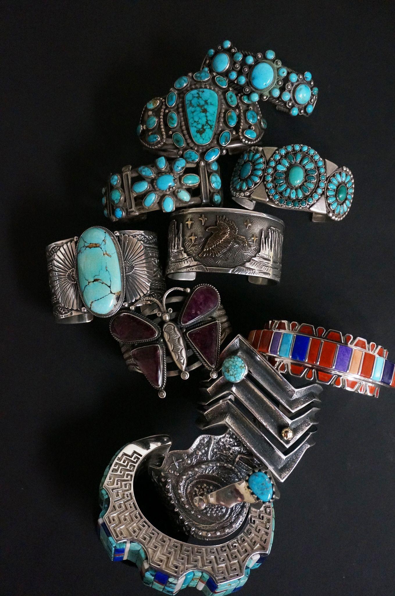 Antique contemporary art vintage native american