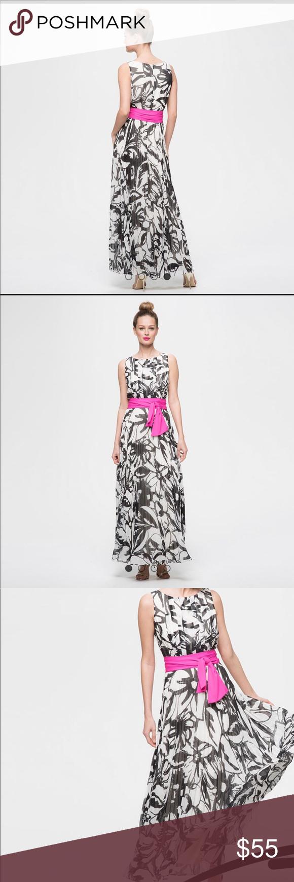 Eliza j long floral dress nwt nwt pinterest long floral dresses