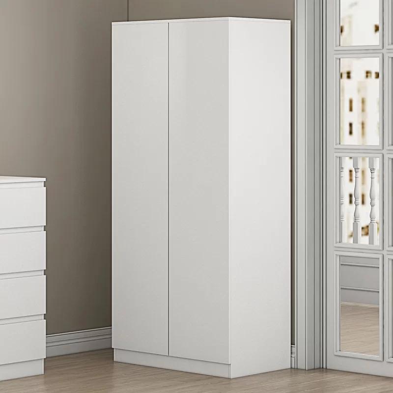 Manan 2 Door Wardrobe 2 Door Wardrobe Wardrobe Design Bedroom Bedroom Cupboard Designs