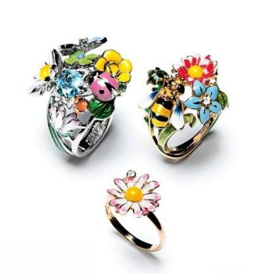 A Perfect Fairy Tale World created by Dior Chef Jewelry Designer
