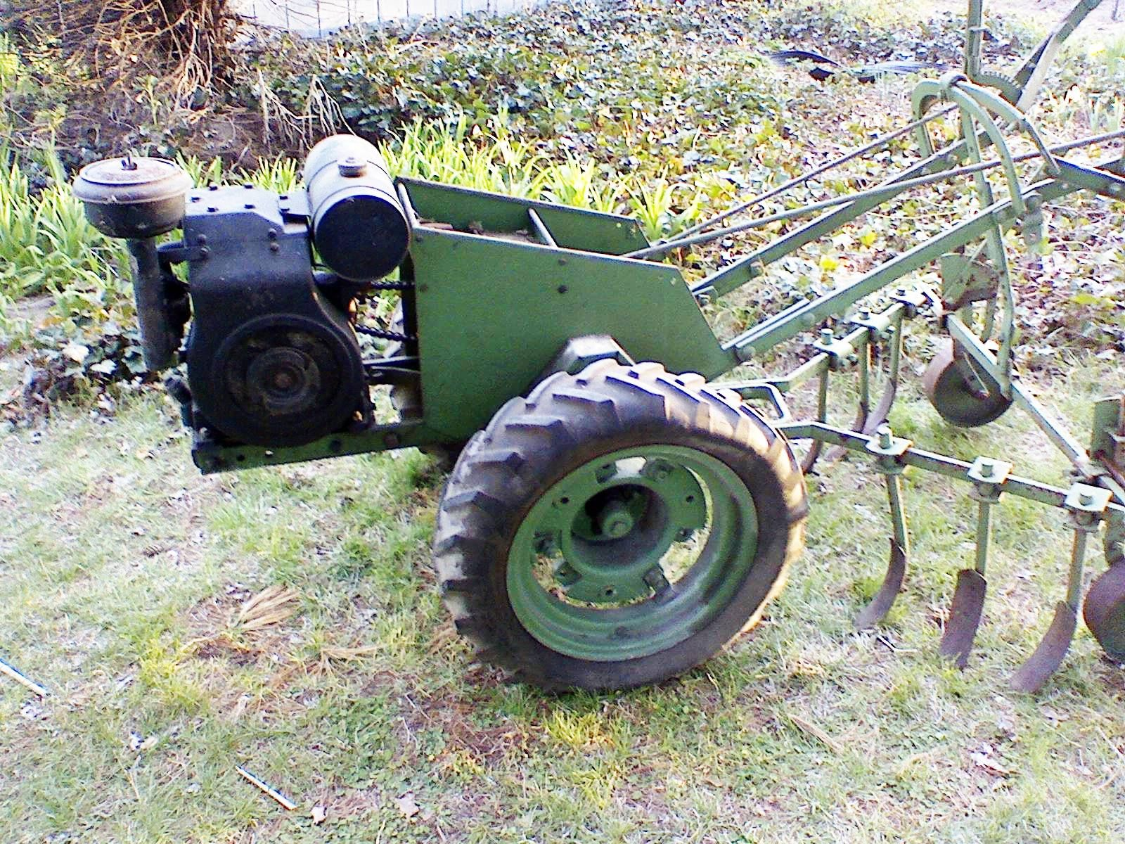 Antique Two Wheel Tractor : Image result for vintage two wheel tractor walk behind