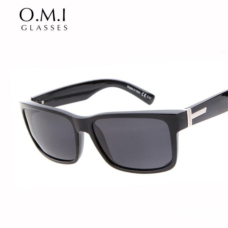 0732cbae5ca WHO CUTIE Superstar Elmore Sunglasses Polarized Sport Square Classic Men  Sun Glasses Driving Fishing 2017 Brand Designer OM247