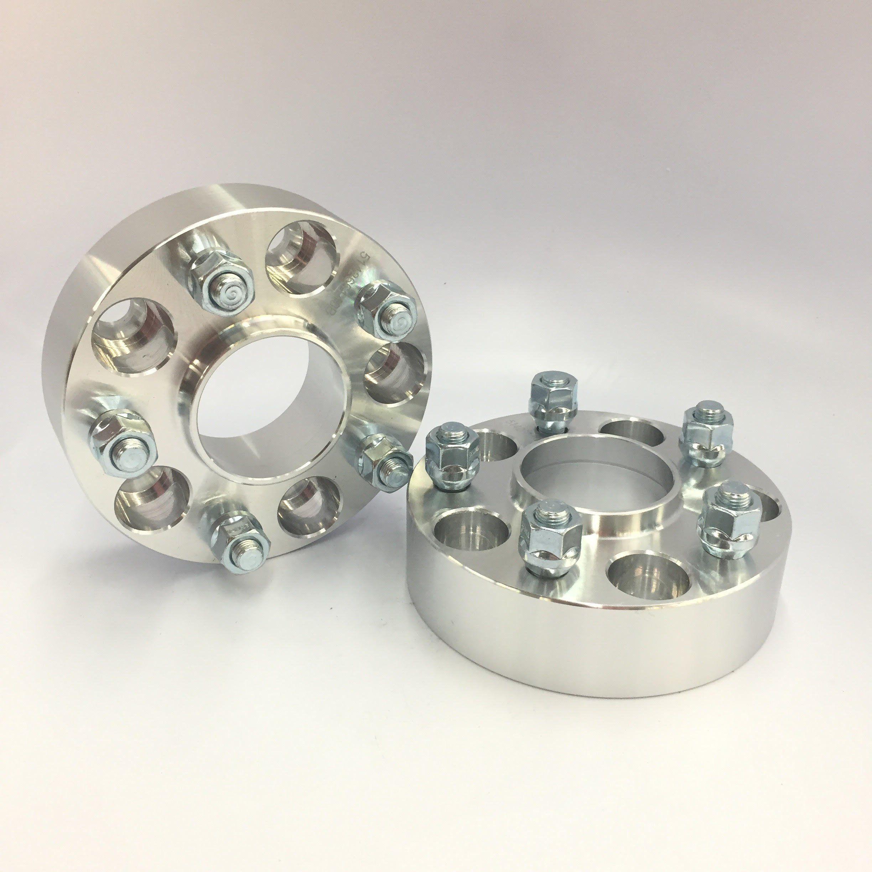 Wheel Slip On Spacers 15 mm 5x100 56.1 mm Hub Centric 2PCS