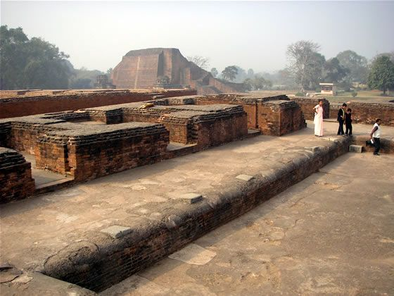 Nalanda One Of The World S First Universities With Thanks To