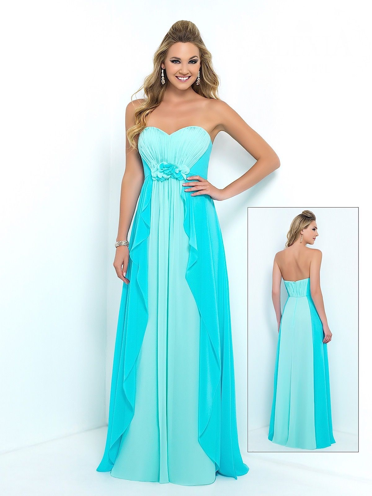 bridesmaid-dress-turquoise | Turquoise Bridesmaid Dress | Pinterest ...