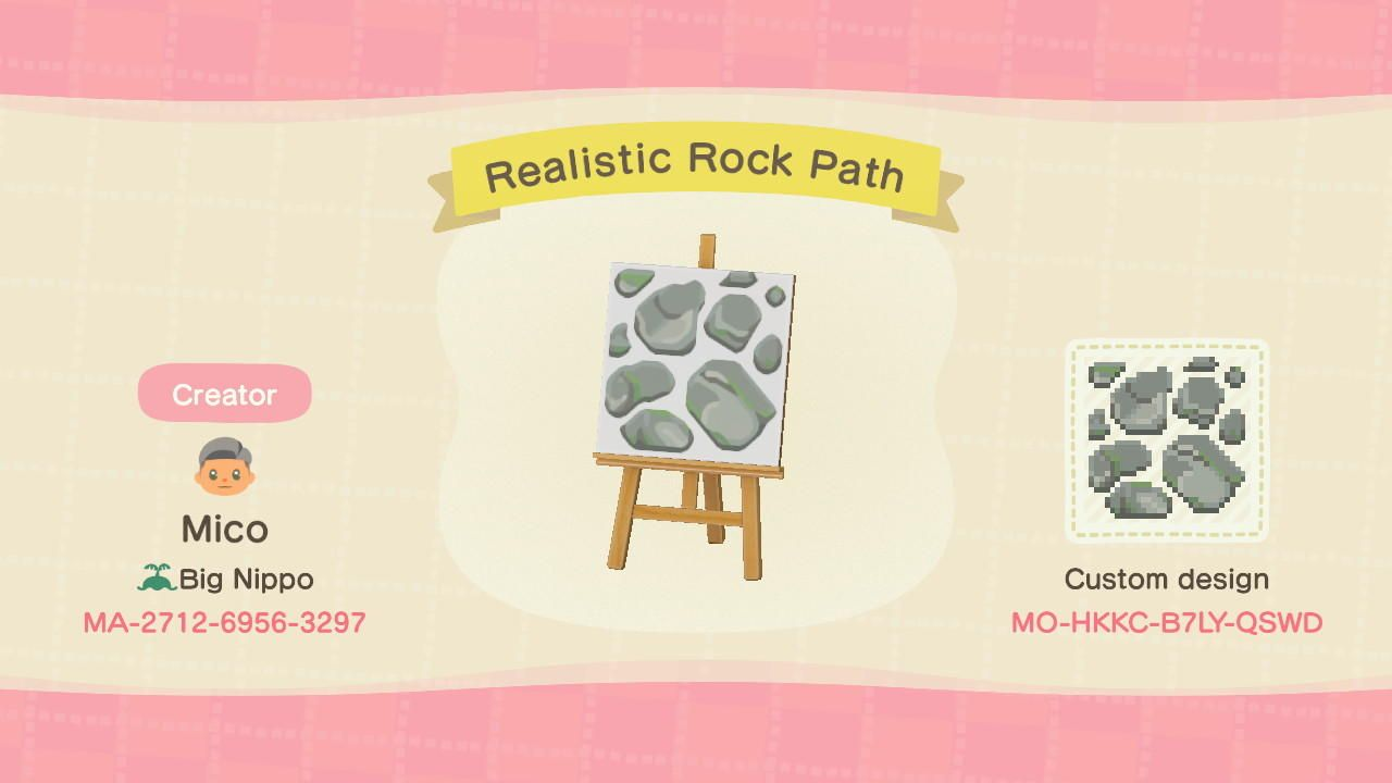 Animal Crossing Custom Designs