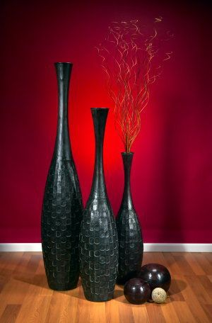 Large Decorative Urns And Vases Captivating African Floor Vase Tall  Fab Vase  Pinterest Decorating Inspiration