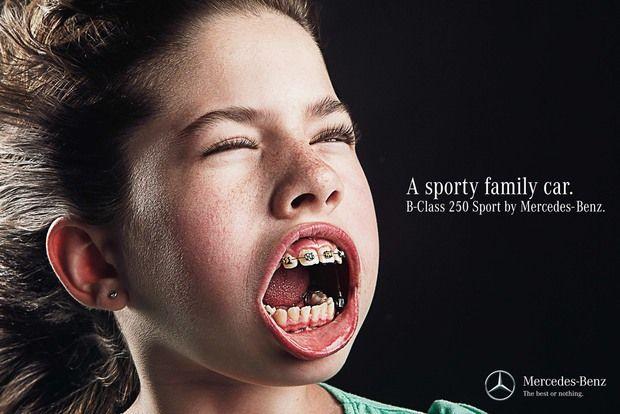 B-class 250 Sport by Mercedes-Benz