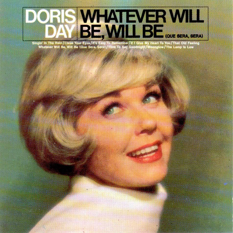 Oggi Doris Day Compie 95 Anni Que Sera Sera Whatever Will Be Will Be Con Testo E Video Songs Music Songs Good Music