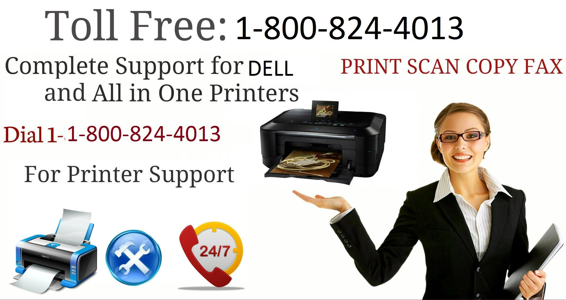 Dell Printer Customer service number is available on our