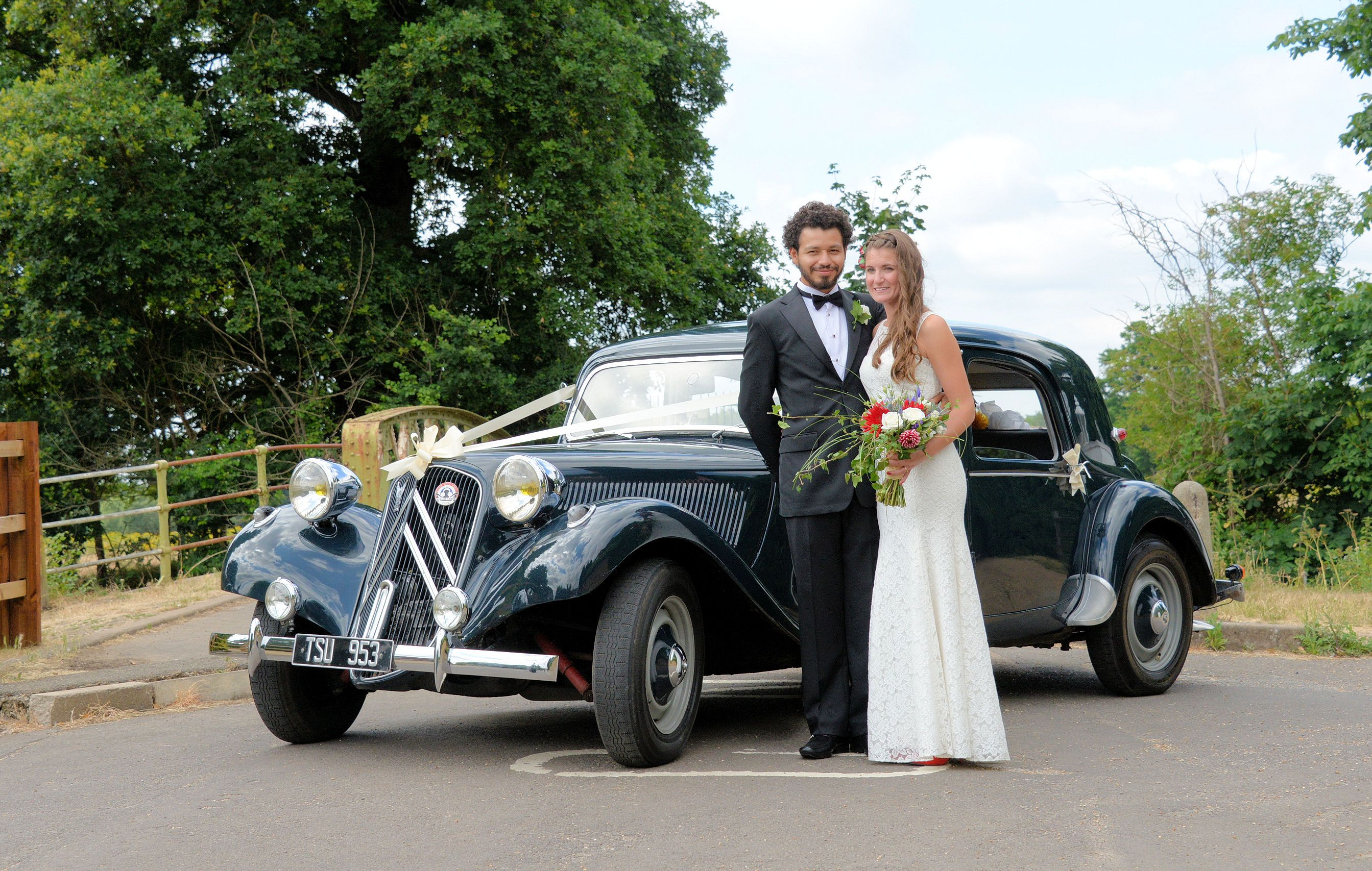 La Traction Avant Normale. First made in 1934, there were plenty of ...