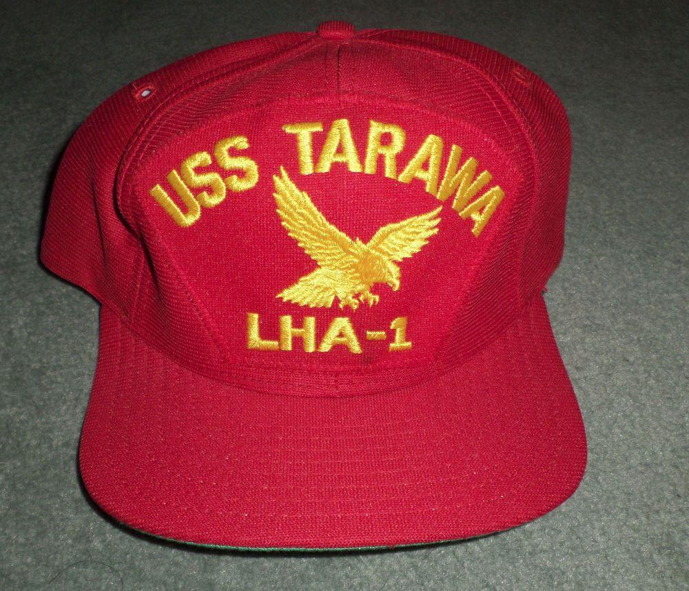 Men/'s Vintage Red /& Black JIM BEAM RODEO Embroidered Logo Hat Snap Strap GUC