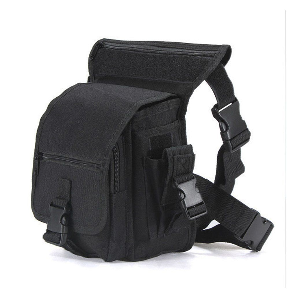 e130179694f9 AmazonSmile : YUMQUA Tactical Drop Leg Pouch, Multi-Purpose Bag ...