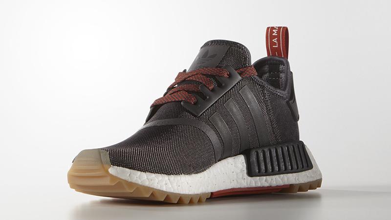 adidas nmd r1 trail dark brown 03 footwear pinterest adidas