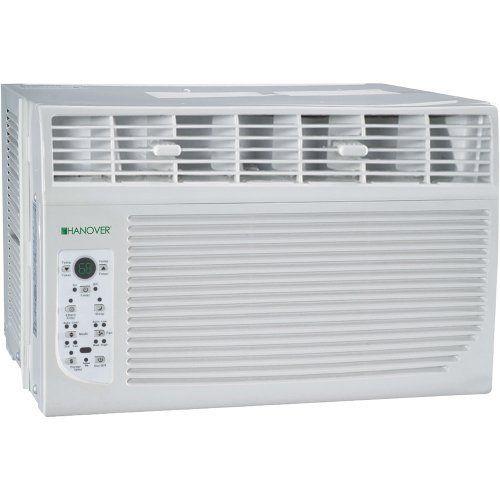 Hanover Hanaw05a Energy Star 5 200 Btu 115 Volt Window Mounted Air Conditione Window Air Conditioner Small Window Air Conditioner Room Air Conditioner Portable
