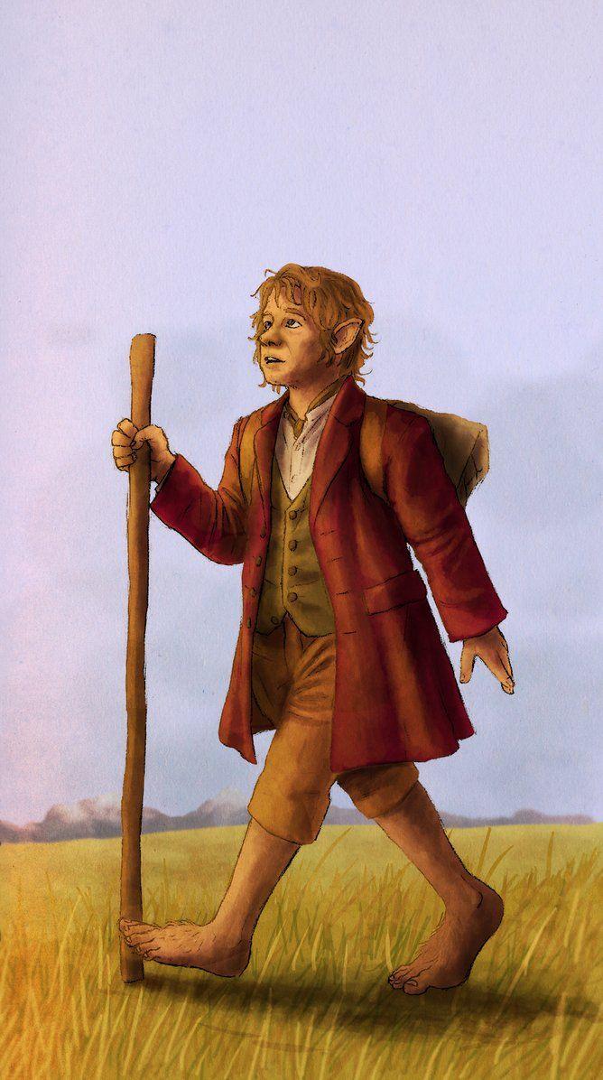 hobbit and/or halfling (com imagens) | Tolkien, Bilbo, Personagens