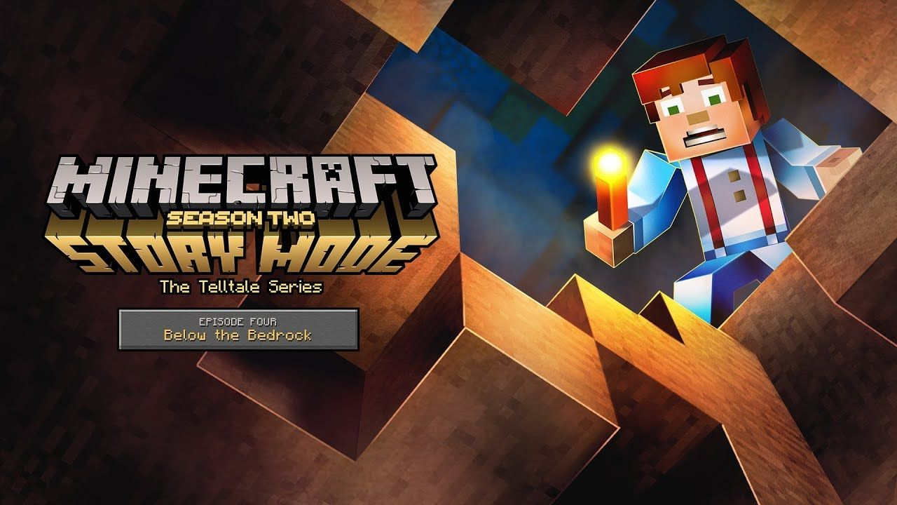 Minecraft Story Mode Season Two Episode Four Trailer