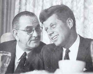Two of the best presidents.