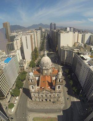Igreja Da Candelaria Centro Rio De Janeiro Cidade Rio De